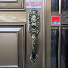 玄関錠のお取替え